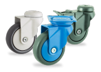 coloured-castors
