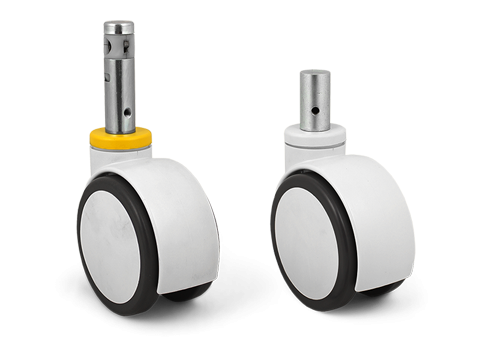 hospital-castors-with-white-plastic-support